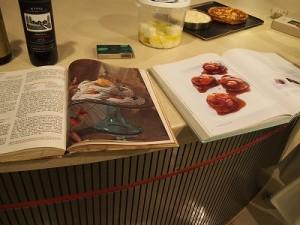 オーストラリアの昔のお料理本と最近のお料理本